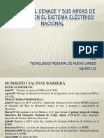 Origen de Los Centros de Control Octubre 2012
