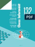 Chess Informant 132 FC