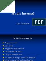 Audit Internal Lina