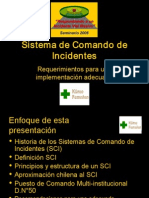 02 Sistema de Comando de Incidentes