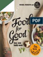 Food for Good Chapter Sampler