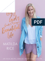 The Lazy Girl's Guide to Living a Beautiful Life Chapter Sampler