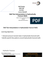 09 Well Test Interpretation in Hydraulically Fracture Wells (1)