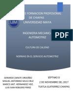 Centro de Formacion Profesional de Chiapas