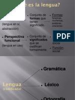 CLASE 1 - Intro Ortografia