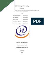 Makalah Agile Modeling and Prototyping-Kelas O.docx