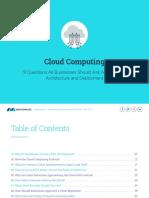FINAL 16 Cloud Development