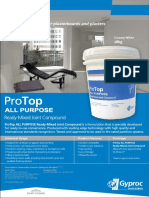 ProTop All Purpose Joint Compound 2013