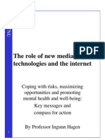Role of New Media Technology