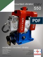 New Emv550