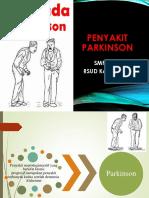 Ppt Penyuluhan Parkinson
