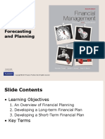 CH_17 -11e Keown & TitmanTKM_ Financial Forecasting Planning & Budgeting L-6