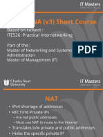 CCNA Short Course - Week 4