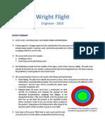 Wright Flight 2016