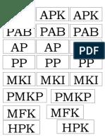 Label Pokja