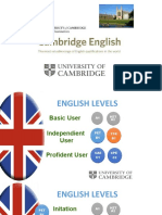 Presentación Cambridge KET