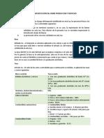Elementos de la Ley Del Impuesto Especial Sobre Produccion y Servicios