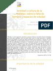 comunicación Congreso Sevilla