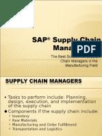 Supply Chain Management Sap