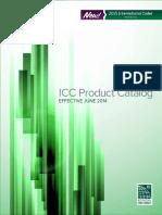 ICC 2014_Product Catalog
