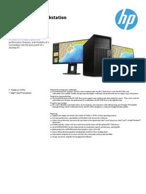 Hp Z240 Motherboard Layout