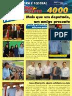 Jonas Donizette e seu compromisso com Pedreira
