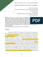 Prisciano e a Historia Da Gramatica