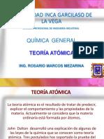 Teoría Atómica 2017-2