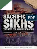Sacrificing Sikhs Report 2017