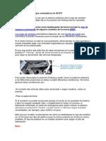 Desbloqueo de Las Cajas Automáticas de BMW