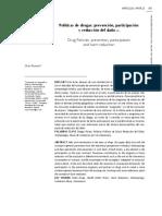 Dialnet-PoliticasDeDrogas-2782009