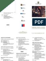 Jornadas Mentalidades UdeC 2017