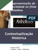 Representação Da Sociedade No Filme Amadeus