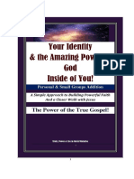 8 25 Free_ Your Identity & the Amazing Power of God Inside of You