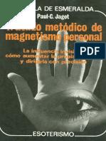Jagot Paul - Tratado Metodico Del Magnetismo Personal_cropped