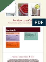 Livro de Receitas com Chia.pptx