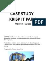 KRISP IT Park case study
