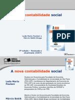 Cap. 1 e 2 - A Nova Contabilidade Social