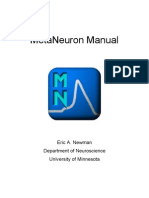 Met a Neuron Manual