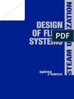 Design of Fluid Systems Steam Utilization