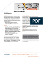Chemtrend Chemlease Mold Cleaner Ez Pds 2015-10-27 En