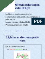 Polarization Light