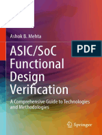 ASICSoC Functional Design Verification a Comprehensive Guide to Technologies and Methodologies