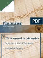 Planning 4