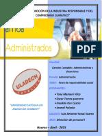 Actividades Programadas en El SPA_Grupal