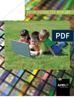Amd Corporate Responsibility Report