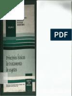Vol 2 - Princípios Básicos Do Tratamento de Esgotos - Von Sperling