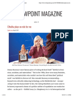 Cthulhu plays no role forme | Viewpoint Magazine