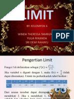 Limit Kita