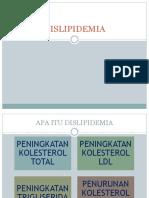 Penyuluhan dislipidemia